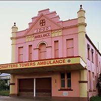 Charters Towers Ambulance Building<br />