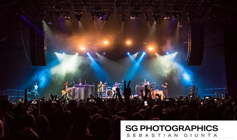 ORappa Australian Tour Live at The Big Top Luna Park Sydney