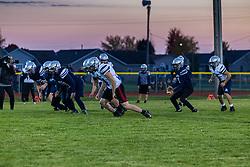 30 October 2020: Ridgeview-Lexington 7 on 7 Lineman Challenge Football Event