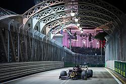 September 20, 2019, Singapore, Singapore: Motorsports: FIA Formula One World Championship 2019, Grand Prix of Singapore, .#8 Romain Grosjean (FRA, Rich Energy Haas F1 Team) (Credit Image: © Hoch Zwei via ZUMA Wire)