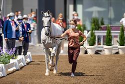 Johner Mélody, SUI, Toubleu de Rueire, 267<br /> Olympic Games Tokyo 2021<br /> © Belga-Dirk Caremans<br /> 29/07/2021