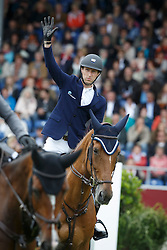 Devos Pieter, (BEL), Candy<br /> Rolex Grand Prix, The Grand Prix of Aachen<br /> Weltfest des Pferdesports Aachen 2015<br /> © Hippo Foto - Dirk Caremans<br /> 31/05/15