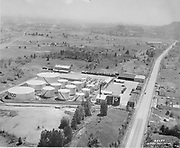 "Ackroyd 22718-1/3 ""Texaco Inc. copy photos of historical prints of plant. April 24, 1991"" (original print ""Brubaker Aerial Surveys"" #s 38033,38032 dated 1938. (4x5"". DEQ Site ID: 169, Texaco Portland Terminal, 3800 NW St. Helens Rd. also known as Equilon Portland Terminal.)"