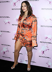 LOS ANGELES, CA, USA - FEBRUARY 20: PrettyLittleThing Los Angeles Office Opening Party held at the PrettyLittleThing Los Angeles Office on February 20, 2019 in Los Angeles, California, United States. 20 Feb 2019 Pictured: Ashley Graham. Photo credit: Xavier Collin/Image Press Agency / MEGA TheMegaAgency.com +1 888 505 6342