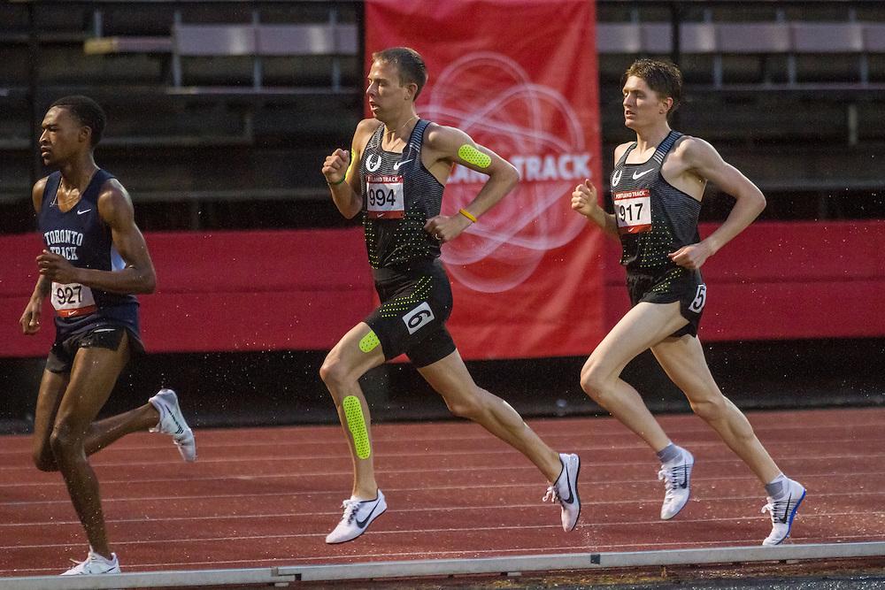 Galen Rupp and Eric Jenkins, 5000