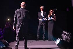 Equi Gala, Ruben Van Gucht, Céline Golliere<br /> Equigala - Brussel 2020<br /> © Hippo Foto - Dirk Caremans<br /> 21/01/2020
