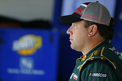 November 16, 2018 - Homestead, Florida, U.S. - Ryan Newman (31) hangs out in the garage during practice for the Ford 400 at Homestead-Miami Speedway in Homestead, Florida. (Credit Image: © Chris Owens Asp Inc/ASP)