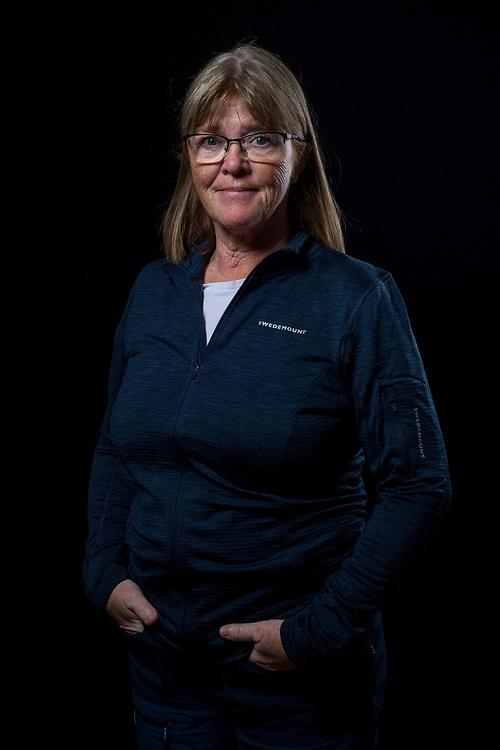 ÖSTERSUND 20210922<br /> Marianne Tharaldsson - Adminstration<br /> Porträttfotografering - Svenska Skidskytteförbundet<br /> <br /> Foto: Per Danielsson/Projekt.P