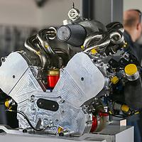 Ginetta LMP1  Technical Presentation, FIA WEC 2017 6 Hours of Silverstone, Silverstone International Circuit, 13/04/2017,