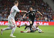 Friendly España vs Argentina<br /> March 27th 2018<br /> Estadio Wanda Metropolitano<br /> Madrid<br /> España