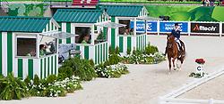 Adelinde Cornelissen, (NED),  Jerich Parzival - Grand Prix Team Competition Dressage - Alltech FEI World Equestrian Games™ 2014 - Normandy, France.<br /> © Hippo Foto Team - Leanjo de Koster<br /> 25/06/14
