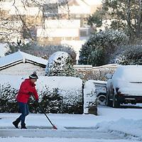 Perthshire Snow