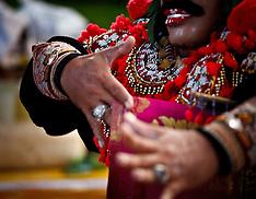 Pura Dalem Odalan Ceremony, Ubud, Bali