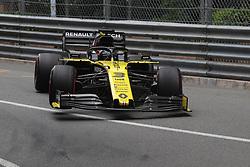 May 23, 2019 - Monte Carlo, Monaco - xa9; Photo4 / LaPresse.22/05/2019 Monte Carlo, Monaco.Sport .Grand Prix Formula One Monaco 2019.In the pic: Daniel Ricciardo (AUS) Renault Sport F1 Team RS19 (Credit Image: © Photo4/Lapresse via ZUMA Press)