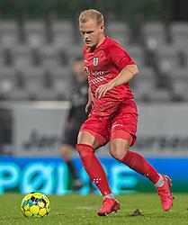 Philip Rejnhold (FC Helsingør) under kampen i 1. Division mellem Viborg FF og FC Helsingør den 30. oktober 2020 på Energi Viborg Arena (Foto: Claus Birch).