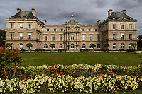 The Palais du Luxembourg was a residence for the Royal Family before it was turned into a prison during the French Revolution.  It was built in 1625 by Salomon de Brosse for Queen Marie of Médicis. In 1800 Bonaparte employed transformed the palace and the first 80 senators took office in 1804 collectively called the Senat Conservateur. In 1836, King Louis Phillippe enlarged the palace to its current structure. Now 321 senators gather in the Palais du Luxembourg to analyse written laws.  The President of the Senate is the second most important figure in the country after the President of the Republic. The library contains some 450,000 books.