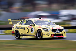 October 4, 2018 - Bathurst, NSW, U.S. - BATHURST, NSW - OCTOBER 04: Lee Holdsworth in the Preston Hire Racing Holden Commodore at the Supercheap Auto Bathurst 1000 V8 Supercar Race on October 04, 2018, at Mount Panorama Circuit in Bathurst, Australia. (Photo by Speed Media/Icon Sportswire) (Credit Image: © Speed Media/Icon SMI via ZUMA Press)