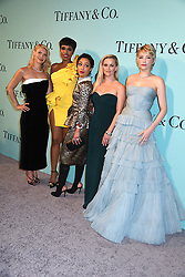 Claire Danes, Jennifer Hudson, Ruth Negga, Reese Witherspoon & Haley Bennett attend the Tiffany & Co 2017 Blue Book Collection on April 21, 2017 at St Ann's Warehouse in Brooklyn, New York, USA. *** Please Use Credit from Credit Field ***