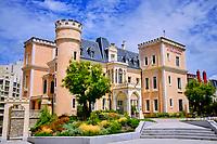 France, Pyrénées-Atlantiques (64), Pays Basque, Biarritz, office de tourisme et des congrés de Biarritz // France, Pyrénées-Atlantiques (64), Basque Country, Biarritz, Biarritz tourist office and congress
