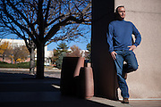 11/17/13 11:10:34 AM -- Albuquerque NM  -- Portait of Jay McCleskey at his office in Albuquerque NM.<br /> <br />  --    Photo by Steven St John