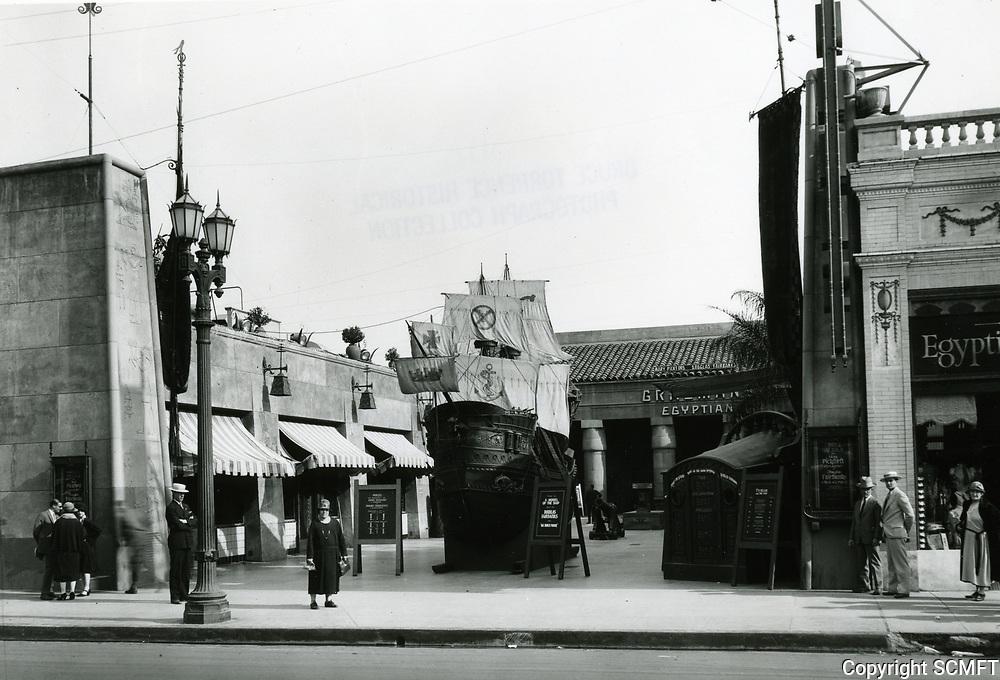 1926 Egyptian Theater