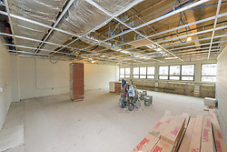 Central High School Bridgeport CT Expansion & Renovate as New. State of CT Project # 015-0174. One of 86 Photographs of Progress Submission 27, 4 May 2017