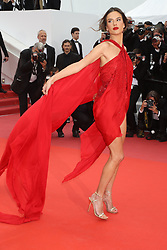 LES MISÉRABLES premiere -72nd annual Cannes Film Festival Cannes France. 15 May 2019 Pictured: Alessandra Ambrosio. Photo credit: GOL/Capital Pictures / MEGA TheMegaAgency.com +1 888 505 6342