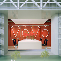 Momo Sales Center Chicago - Gary Lee Partners - Photography by Wayne Cable