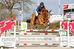 08.1, Youngster-Springprfg. Kl. M* 6+7j. Pferde, Ehlersdorf, Reitanlage Jörg Naeve, 29.04. - 02.05.2021,, Andreas Ripke (GER), Capumonte,