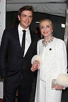 11/3/2010 Anne Jeffreys at the Hollywood Walk of Fame's 50th anniversary party.