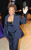 Wanda Sykes arrives for the White House Correspondents Dinner in Washington, DC