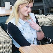 NLD/Amsterdam/20130503 - Boekpresentatie La Paay van Patricia Paay, journaliste Thirza Louwens