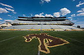 University of Wyoming   War Memorial Stadium