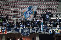 Supporters OM - 23.01.2015 - Nice / Marseille - 22eme journee de Ligue 1<br />Photo : Jean Christophe Magnenet / Icon Sport