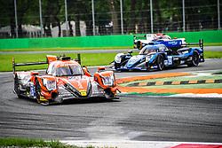 May 13, 2018 - Monza, Italie - 26 G DRIVE RACING (RUS) ORECA 07 GIBSON LMP2 ROMAN RUSINOV (RUS) ANDREA PIZZITOLA (FRA) JEAN ERIC VERGNE  (Credit Image: © Panoramic via ZUMA Press)