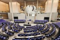 parliament german bundestag room Reichstag in berlin germany