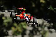 September 10-12, 2010: Italian Grand Prix. Virgin Racing, Lucas Digrassi