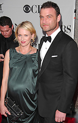 Husband and wife actors Naomi Watts and Liev Schreiber attend The 2007 Tony Awards held at the Radio City Hall in New York City, NY, USA on June 10, 2007. Photo by Gregorio Binuya/ABACAPRESS.COM  | 124535_47 New York City