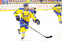 Ishockey , GET-Ligaen <br /> 15. November 2014 ,<br /> Vålerenga Hockey - Storhamar Dragons<br /> Patrik Bäärnheim - Storhamar<br /> Foto: Sjur Stølen