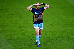 Chris Pennell of Worcester Warriors - Mandatory by-line: Ryan Hiscott/JMP - 09/09/2020 - RUGBY - Recreation Ground - Bath, England - Bath Rugby v Worcester Warriors - Gallagher Premiership Rugby