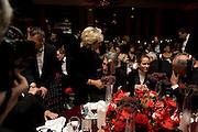 The duchess of Marlborough; Arnaud Bamberger;  Princess Zahra Aga Khan.  The Cartier Racing Awards 2008, at the Grosvenor House Hotel. London.  November 17, 2008  *** Local Caption *** -DO NOT ARCHIVE-© Copyright Photograph by Dafydd Jones. 248 Clapham Rd. London SW9 0PZ. Tel 0207 820 0771. www.dafjones.com.