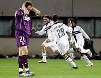 ◊Copyright:<br />GEPA pictures<br />◊Photographer:<br />Norbert Juvan<br />◊Name:<br />Rushfeldt<br />◊Rubric:<br />Sport<br />◊Type:<br />Fussball<br />◊Event:<br />UEFA Cup, Viertelfinale, FK Austria Magna Wien vs Parma FC<br />◊Site:<br />Wien, Austria<br />◊Date:<br />07/04/05<br />◊Description:<br />Andrea Pisanu, Paolo Cannavaro (Parma), Sigurd Rushfeldt (A. Wien)<br />◊Archive:<br />DCSNJ-0704051309<br />◊RegDate:<br />07.04.2005<br />◊Note:<br />9 MB - TM/TM - Nutzungshinweis: Es gelten unere Allgemeinen Geschaeftsbedingungen (AGB) bzw. Sondervereinbarungen in schriftlicher Form. Die AGB finden Sie auf www.GEPA-pictures.com. Use of pictures only according to written agreements or to our business terms as shown on our website www.GEPA-pictures.com