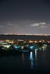 07 Feb 2014. Cancun, Mexico.<br /> The view over the lagoon from the Beach Palace Hotel.<br /> Photo; Charlie Varley/varleypix.com