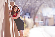 Sante fe fashion Shoot with Heather