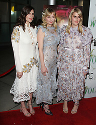 Woodshock Premiere at The Arclight Cinemas in Hollywood, California on 9/18/17. 18 Sep 2017 Pictured: Kate Mulleavy, Kirsten Dunst, Laura Mulleavy. Photo credit: River / MEGA TheMegaAgency.com +1 888 505 6342