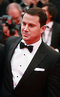 Channing Tatum at the Foxcatcher gala screening red carpet at the 67th Cannes Film Festival France. Monday 19th May 2014 in Cannes Film Festival, France.