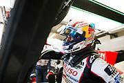 June 13-18, 2017. 24 hours of Le Mans. Sébastien Buemi, Toyota Racing, Toyota TS050 Hybrid