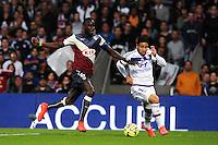 Goal Nabil FEKIR - 16.05.2015 - Lyon / Bordeaux - 37eme journee de Ligue 1<br />Photo : Jean Paul Thomas / Icon Sport