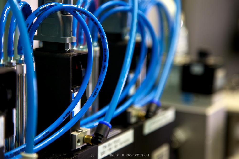 Powder Diffraction Beamline.   Equipment   Australian Synchrotron
