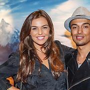 NLD/Amsterdam/20150914 - Premiere 3D Imax film Everest, Lauren Ponticorvo en .............